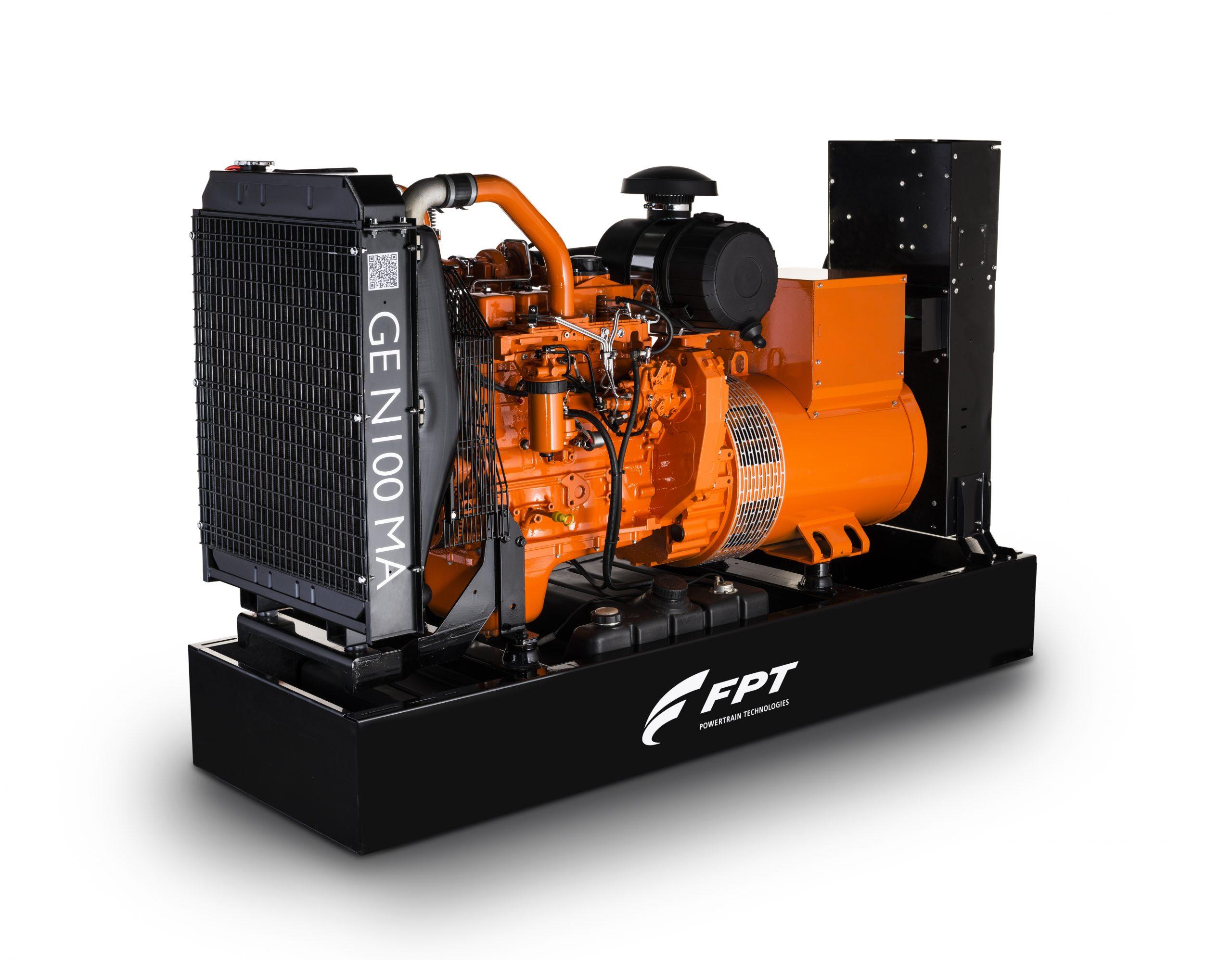 Gerador de Energia FPT aberto