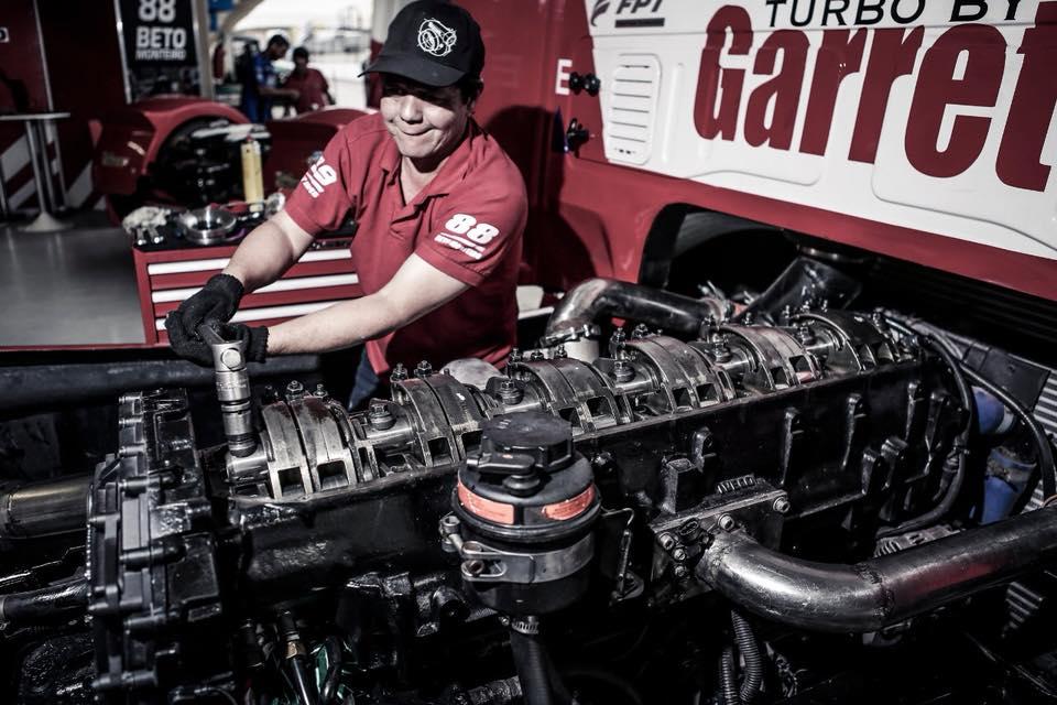 Manutenção do Motor a Diesel