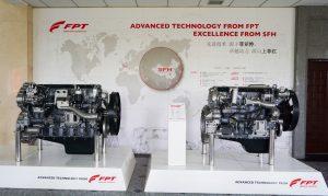 Motores FPT Cursor produzidos na China
