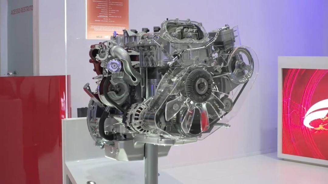 Motor F1C FPT