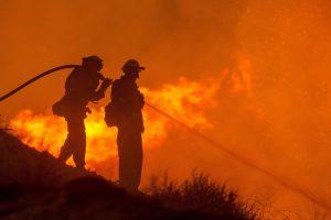 Campanha incêndios
