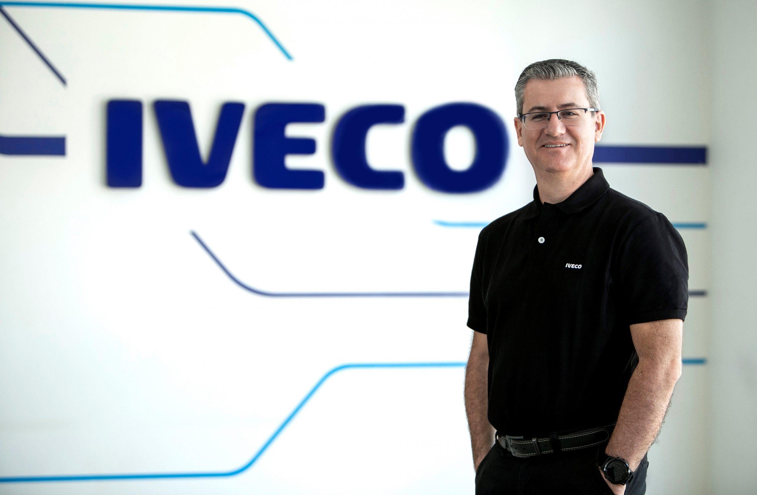 Márcio Querichelli, líder da IVECO na América do Sul