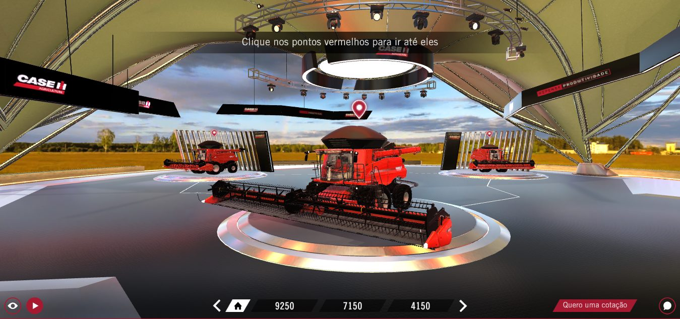 Case IH Virtual Experience