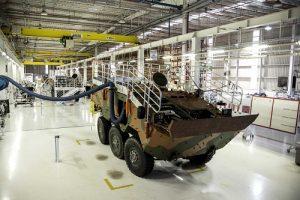 Fábrica de veículos de defesa da CNH Industrial no Brasil recebe importante certificação de eficiência (FOTO Divulgação)