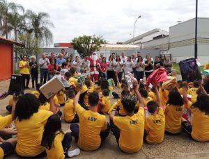 Natal Solidário Case IH Brasil