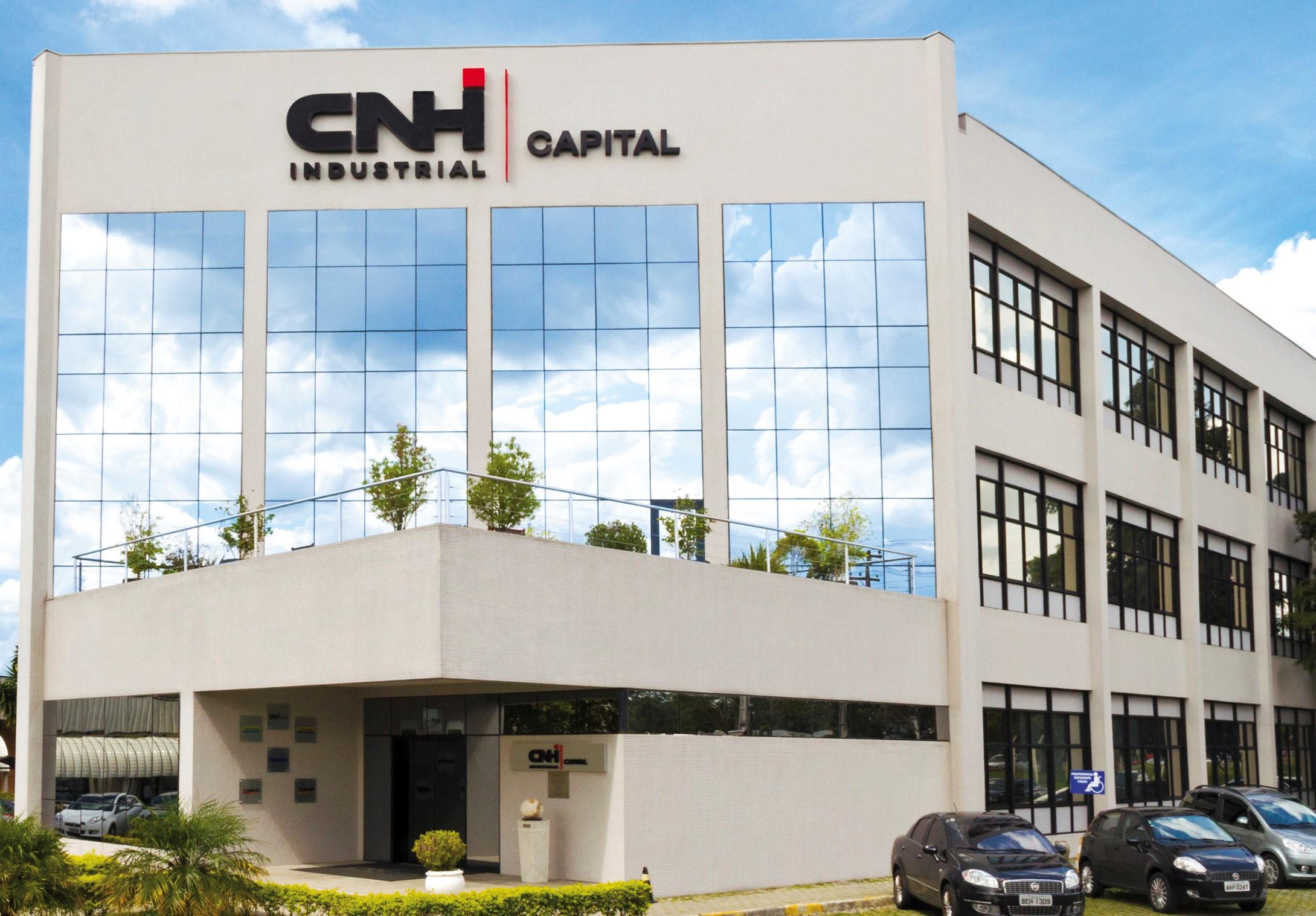 Sede Banco CNH Industrial, em Curitiba