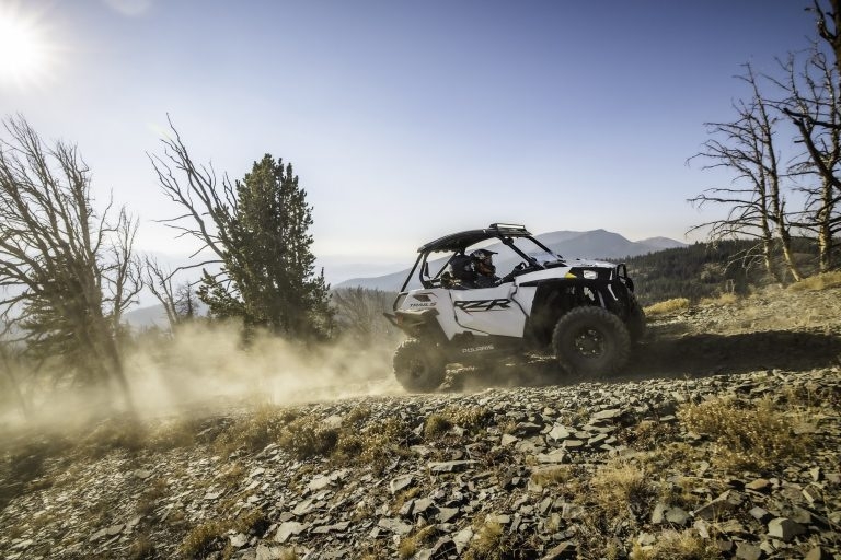 RZR Trail Sport S White Lightning