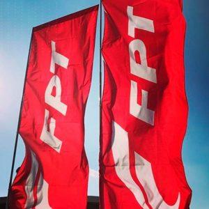 Bandeiras da FPT Industrial