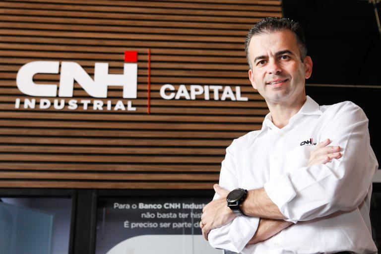 Heberson José de Góes, Presidente do Banco CNH Industrial
