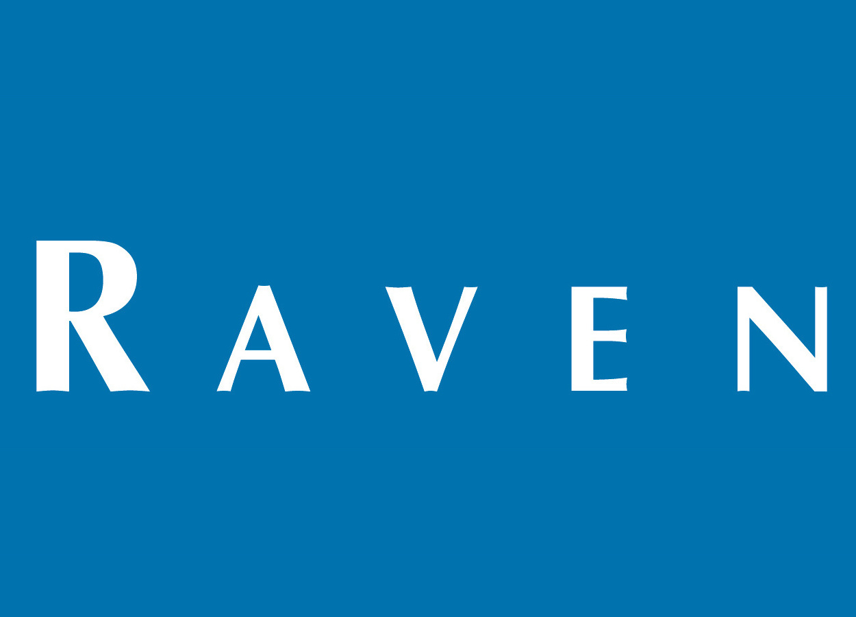 Logomarca da Raven, nova marca da CNH Industrial