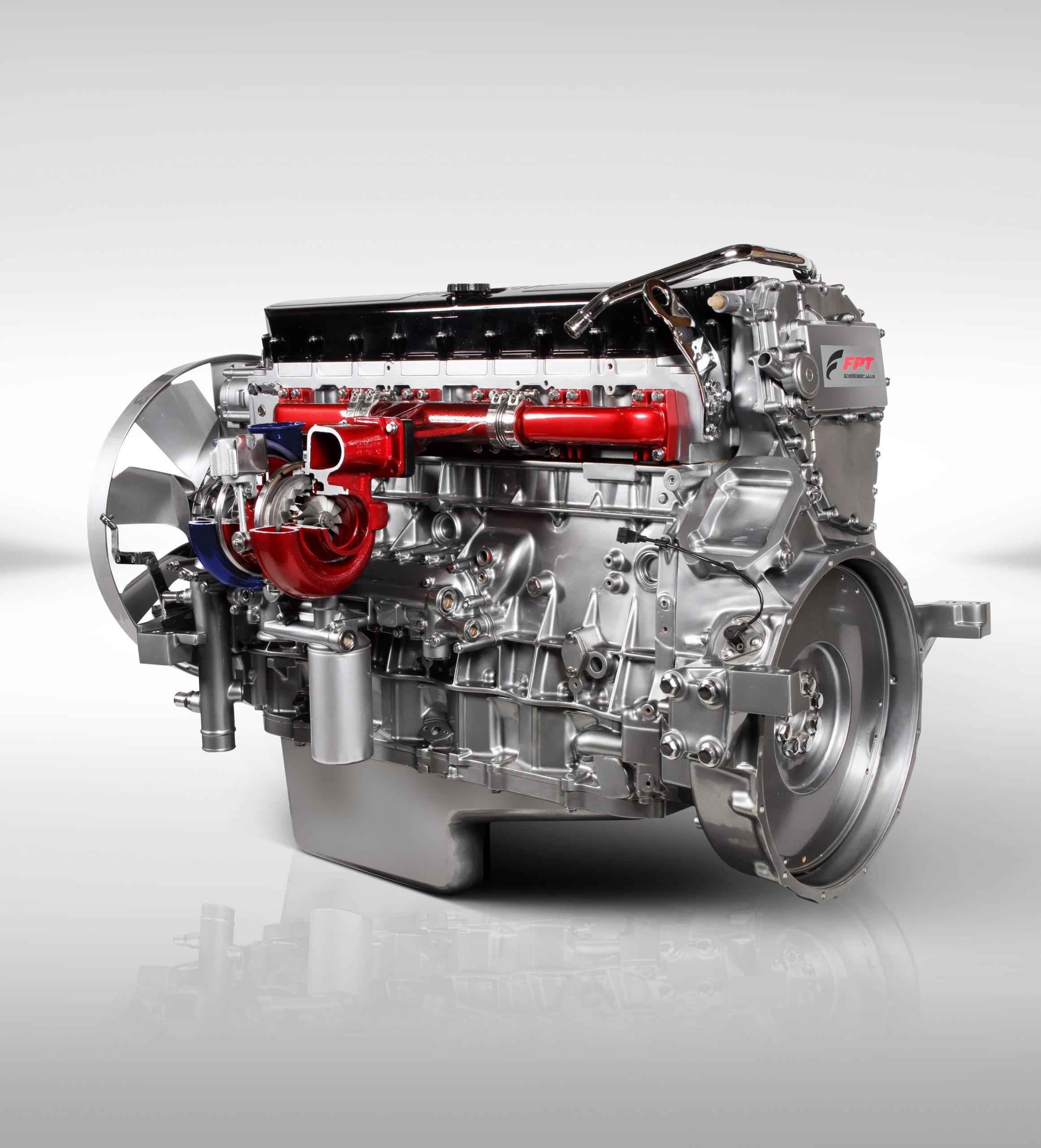 Motor FPT Cursor 13 está nos brutos da Iveco na Copa Truck 2021
