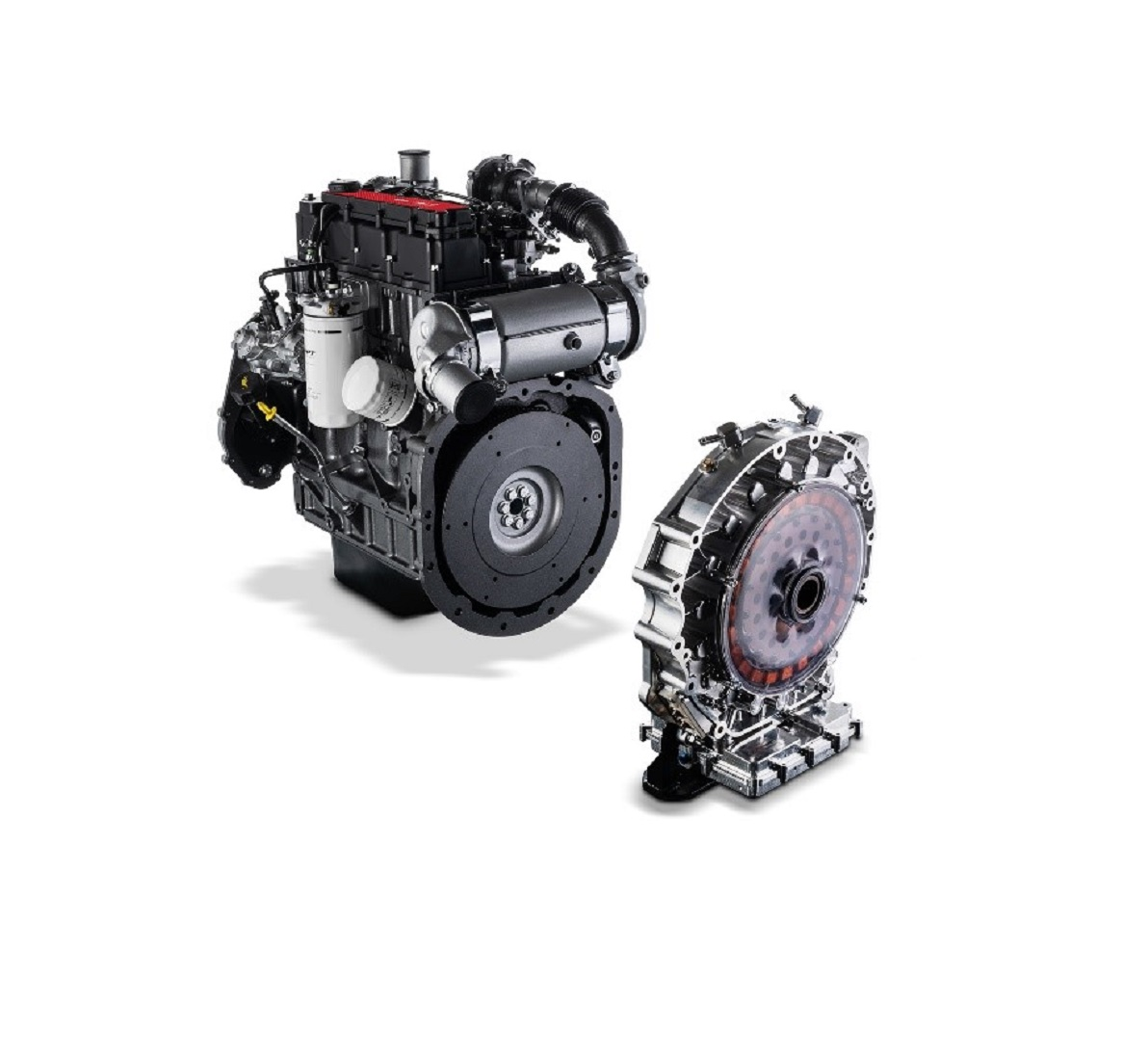 Motor FPT F28 Hybrid