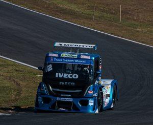 Movido pela FPT, equipe Iveco já está em São Paulo para a etapa de Interlagos da Copa Truck