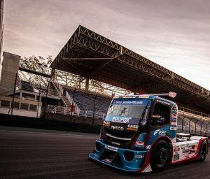 Copa Truck chega a Cascavel com motores FPT Industrial no topo da tabela