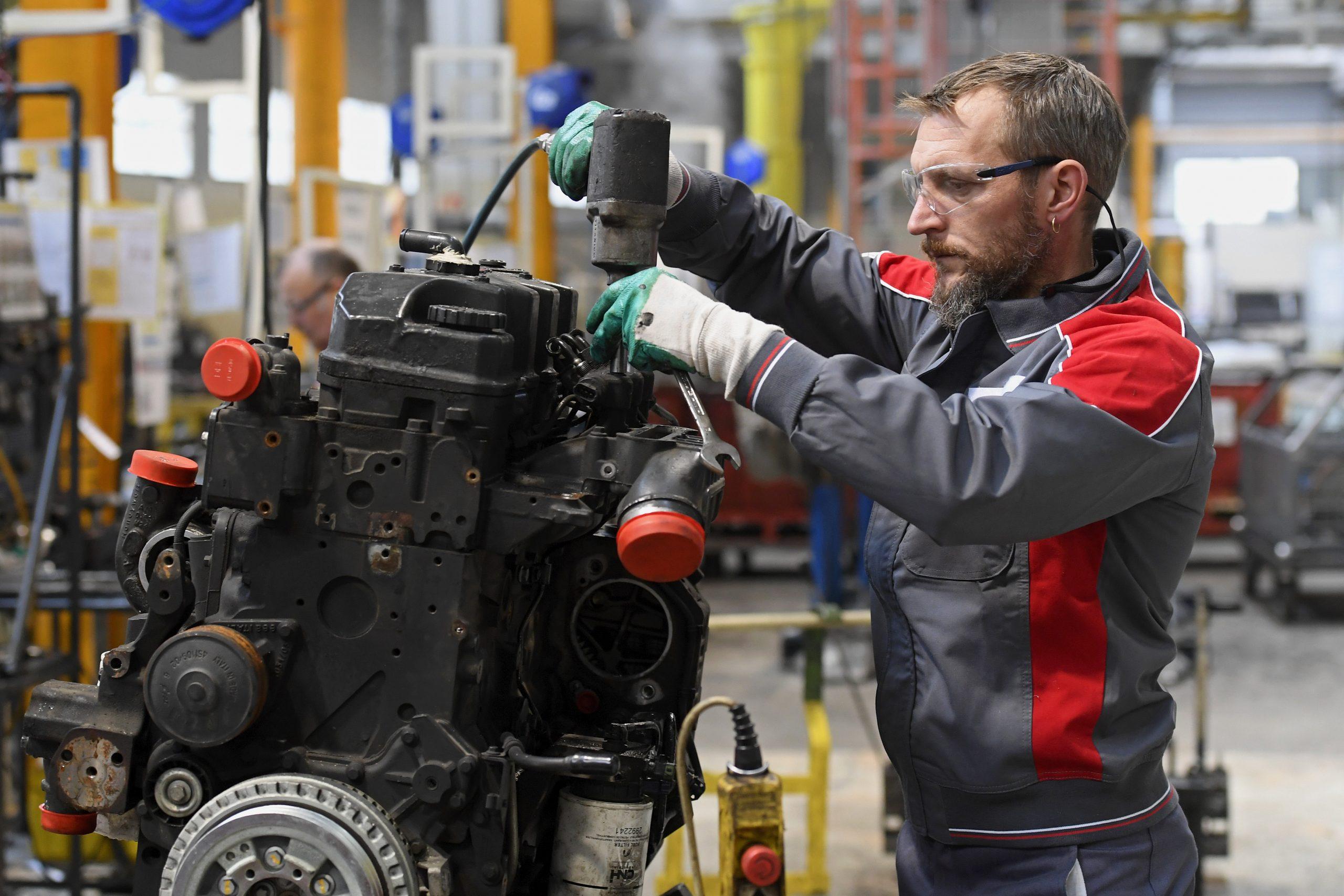 FPT Industrial lança linha de motores remanufaturados