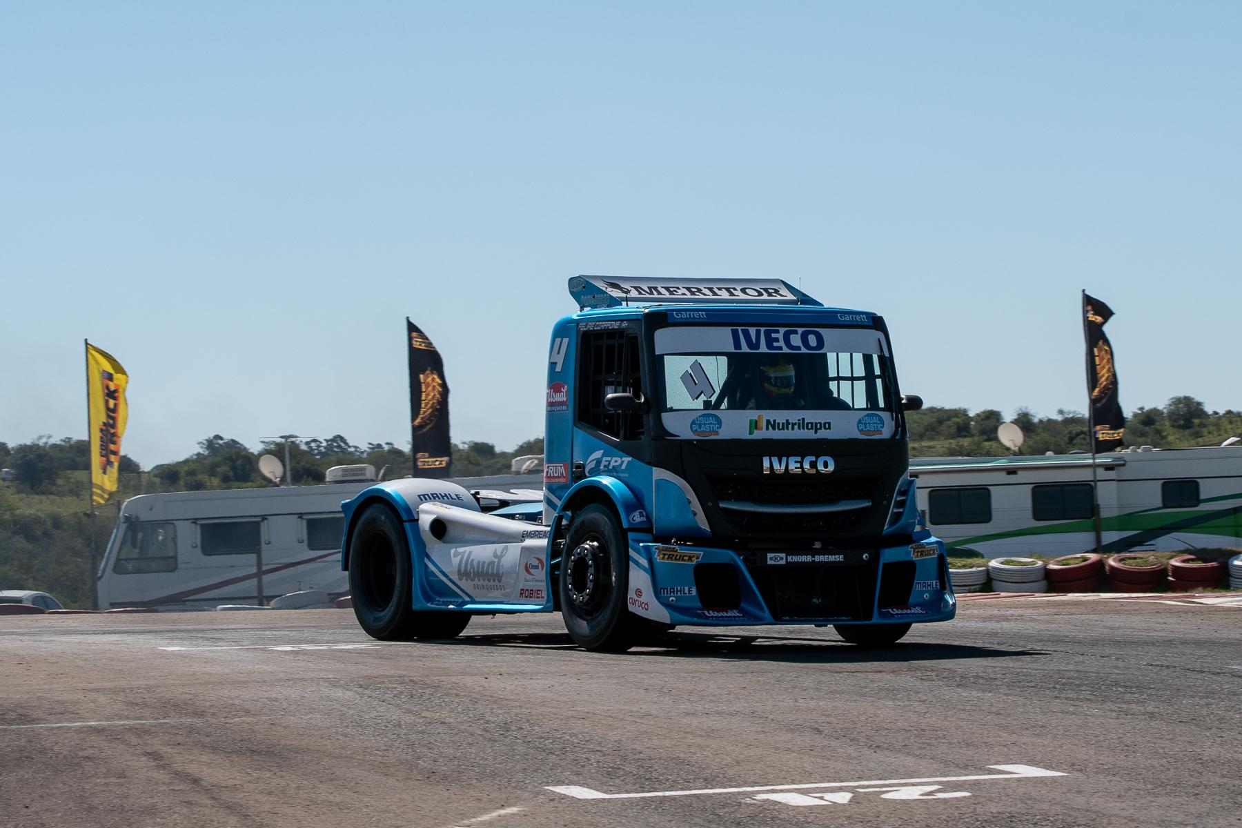 Caminhão FPT de Felipe Giaffone