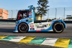 Caminhão da FPT na Copa Truck usa o motor Cursor 13