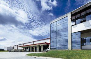 Centro Logístico da CNH Industrial