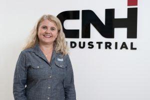 Vice-presidente de RH da CNH Industrial para América do Sul, Telma Cracco