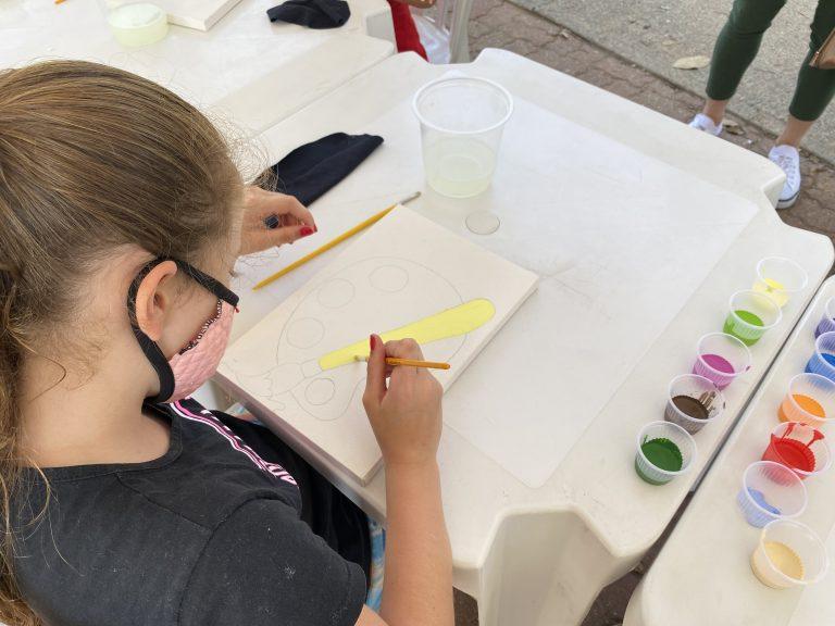 Case IH apoia os projetos da ONG Pintura Solidária